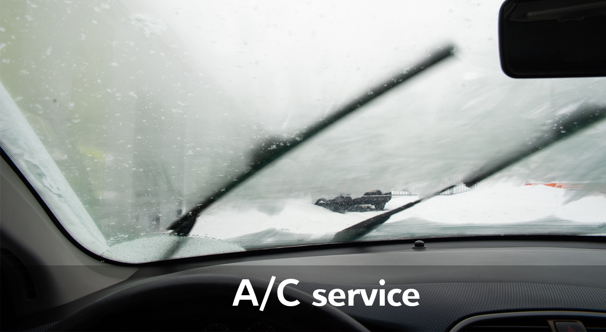 Et A/C service sikrer effektiv afdugning og perfekt udsyn