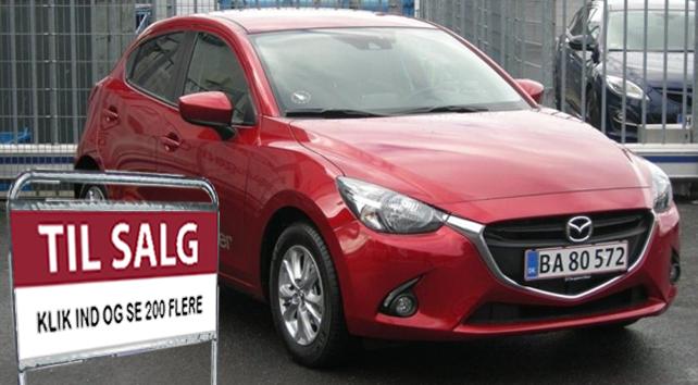 Find din næste Mazda hos Daugaard Biler - ny som brugt