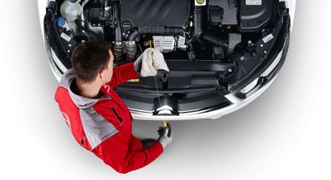 Lad vores Citroën teknikere vedligeholde din Citroën efter kunstens og Citroëns regler