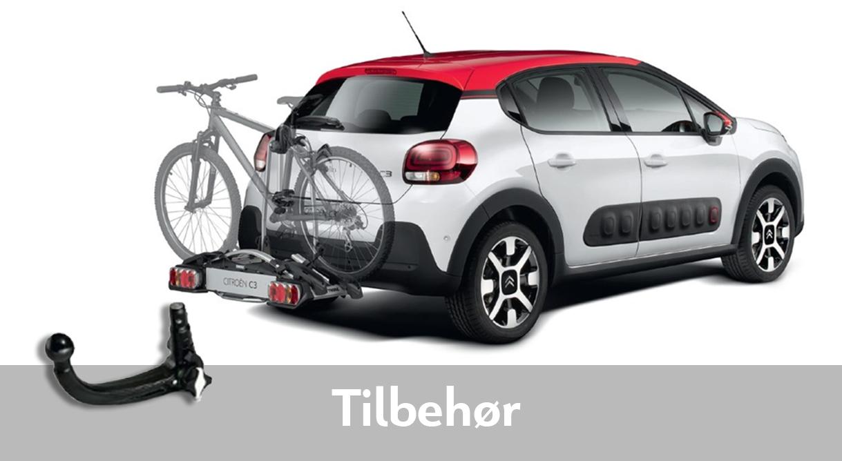 Lad dig inspirere til ekstra køreglæde fra Citroëns tilbehørskatalog