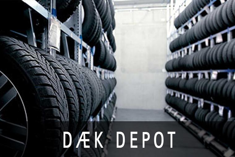 Book dine dæk ind på Daugaard Dæk Depot