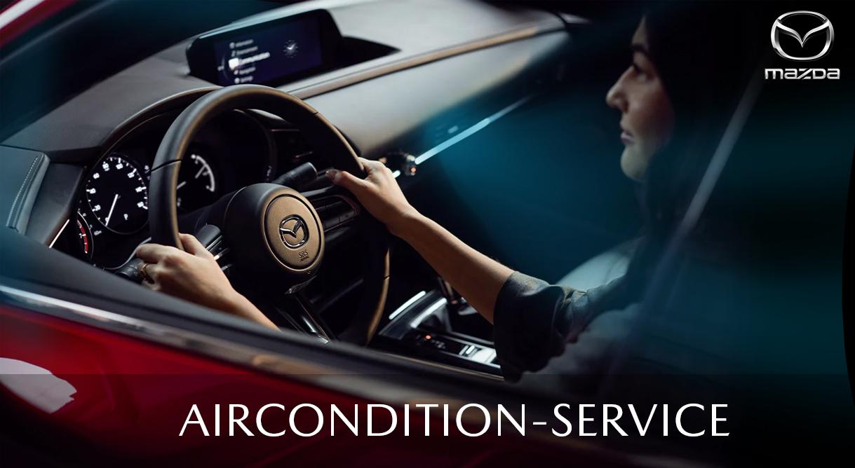 Få det kølige overblik tilbage med et Mazda airconditiontjek