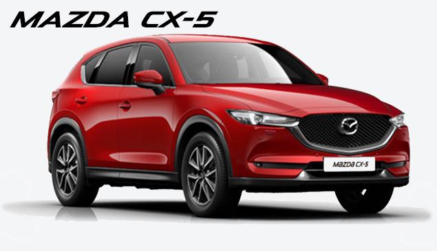Prøv den nye Mazda CX-5 hos din Mazda forhandler i København, Gladsaxe og Glostrup, Daugaard Biler A/S