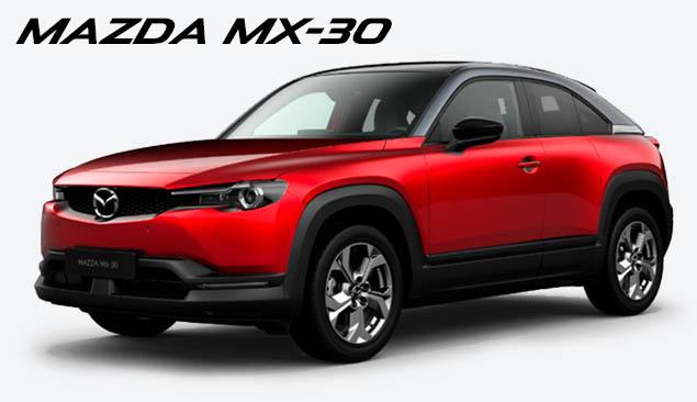 Kom ind og prøv Mazdas helt elektriske MX-30
