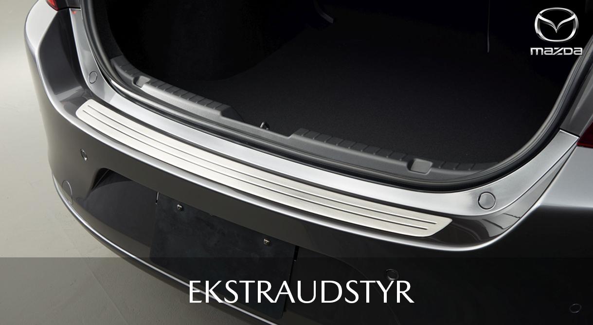 Forny din køreglæde og forøg bilens værdi med originalt Mazda ekstraudstyr