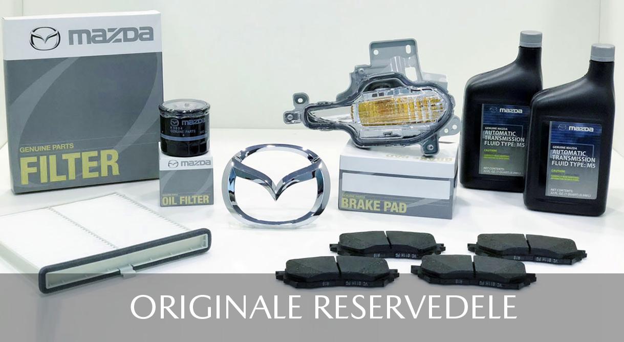 Originale Mazda reservedele er med til bevare din Mazdas høje kvalitet