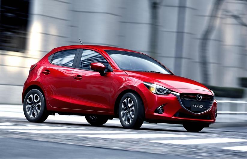 Mazda2 ekstraudstyr, prisliste