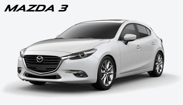 Den nye Mazda3 varsler en helt ny design linje for Mazda