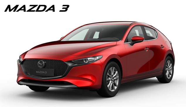 SPAR op til 48.000 kr. på en ny Mazda3