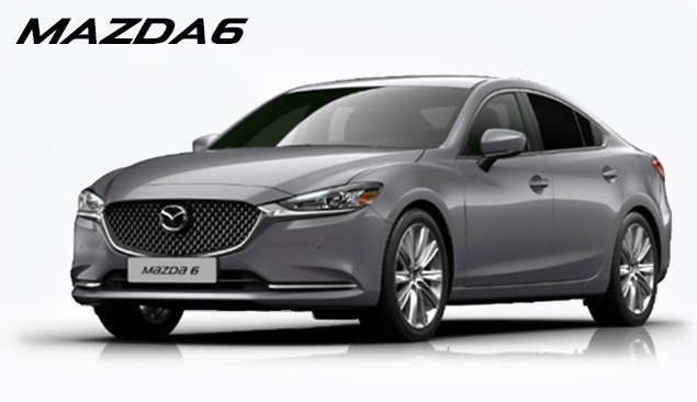 Prøv den nye Mazda6 hos din Mazda forhandler i København, Gladsaxe og Glostrup, Daugaard Biler A/S