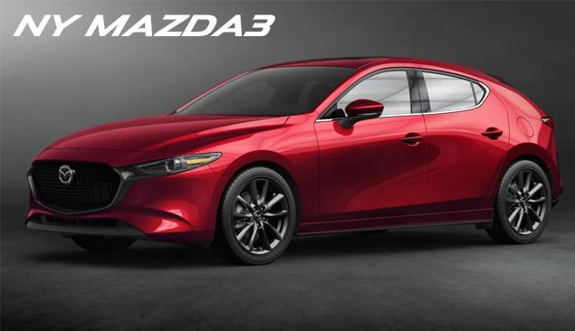 Vi glæder os til at vise dig den nye Mazda3 i 2019