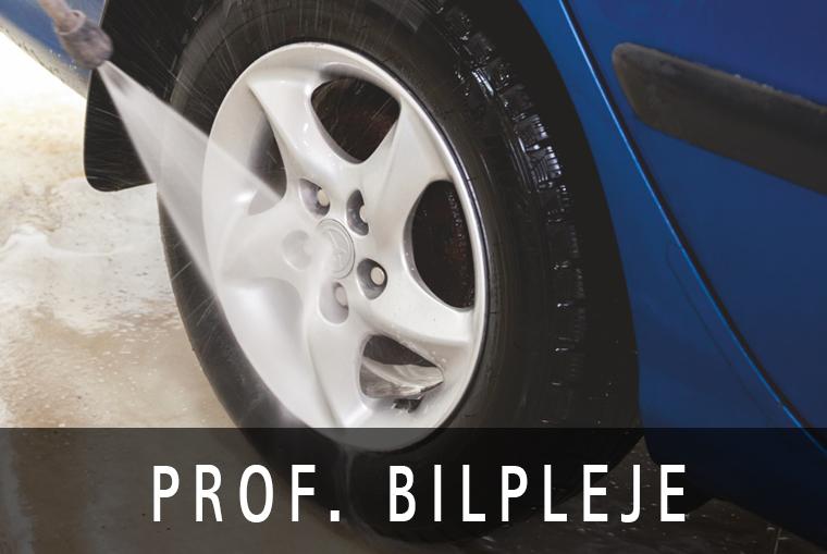 Lad profferne shine din bil op indvendig og udvendig