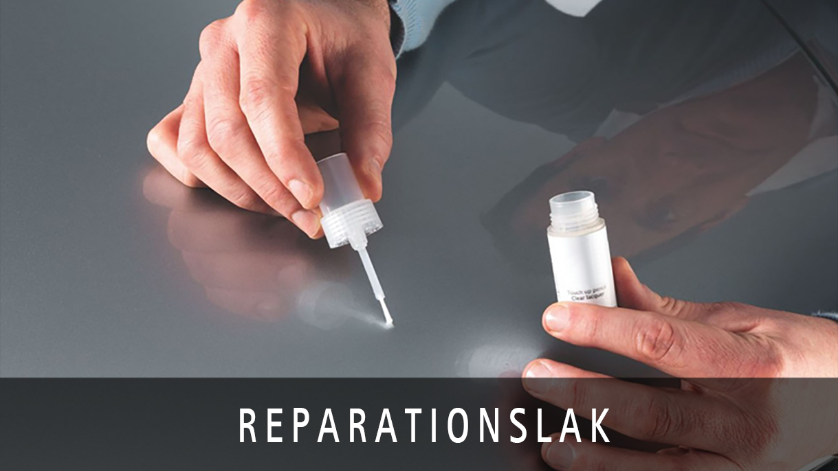 Fix bilens lakskader med en original reparationslak
