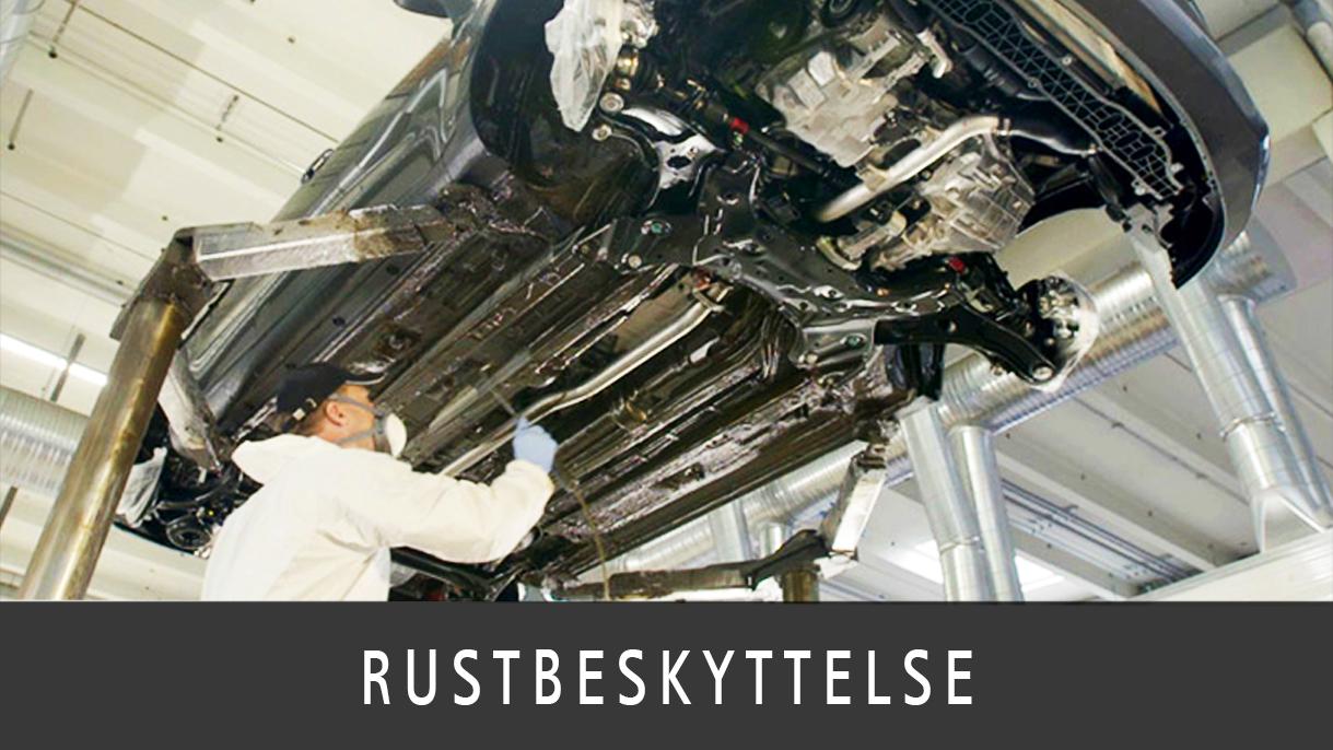 En supplerende rustbeskyttelse vil gavne din bils vedligeholdelseskonto i længden