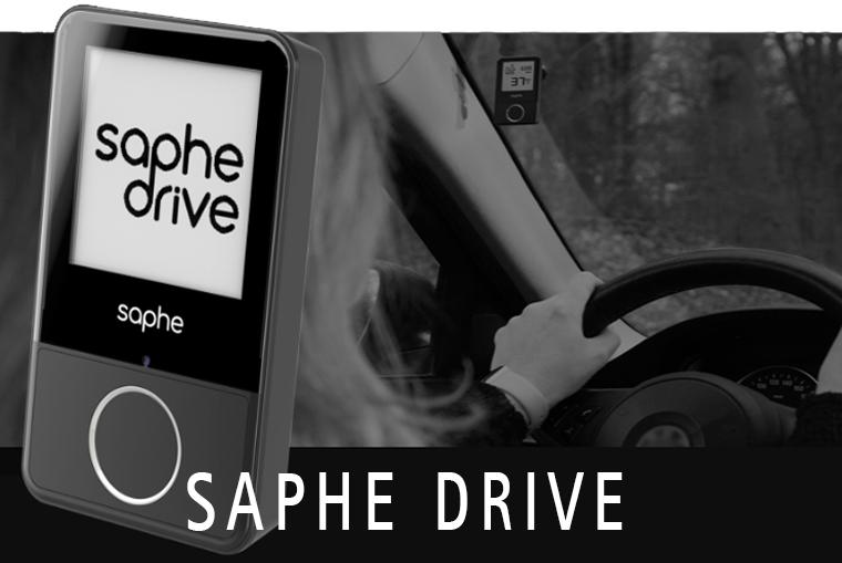 Få en sikrere færd med trafikalarmer fra Saphe Drive
