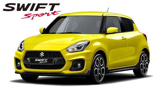 Prøv den nye Suzuki Swift Sport hos din Suzuki forhandler i København, Daugaard Biler A/S