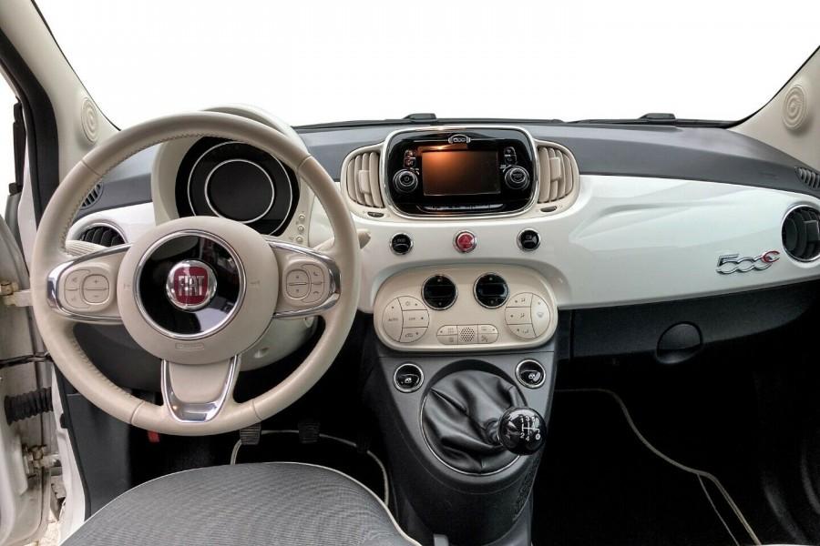 Fiat 500C 0,9 TwinAir 80 Lounge