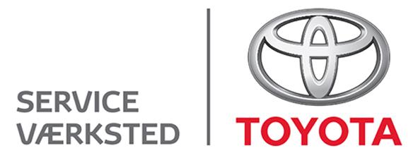 Toyota - Danmarks Bedste Service for 15. år - aut. Toyota service i København N og i Gladsaxe